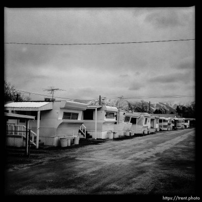 trailer park. south state project.