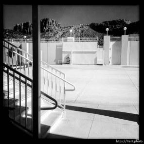 Trent Nelson   The Salt Lake Tribune inside warren jeffs compound