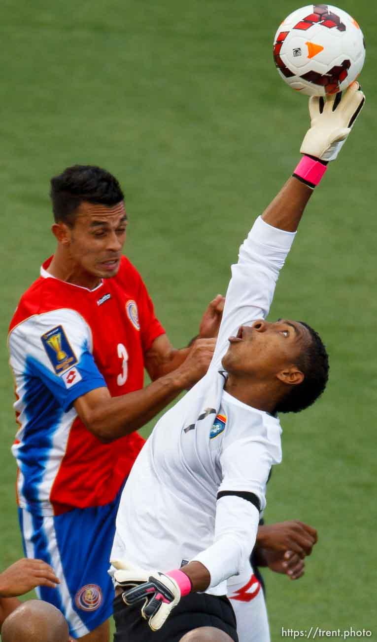 Costa Rica v Belize, CONCACAF