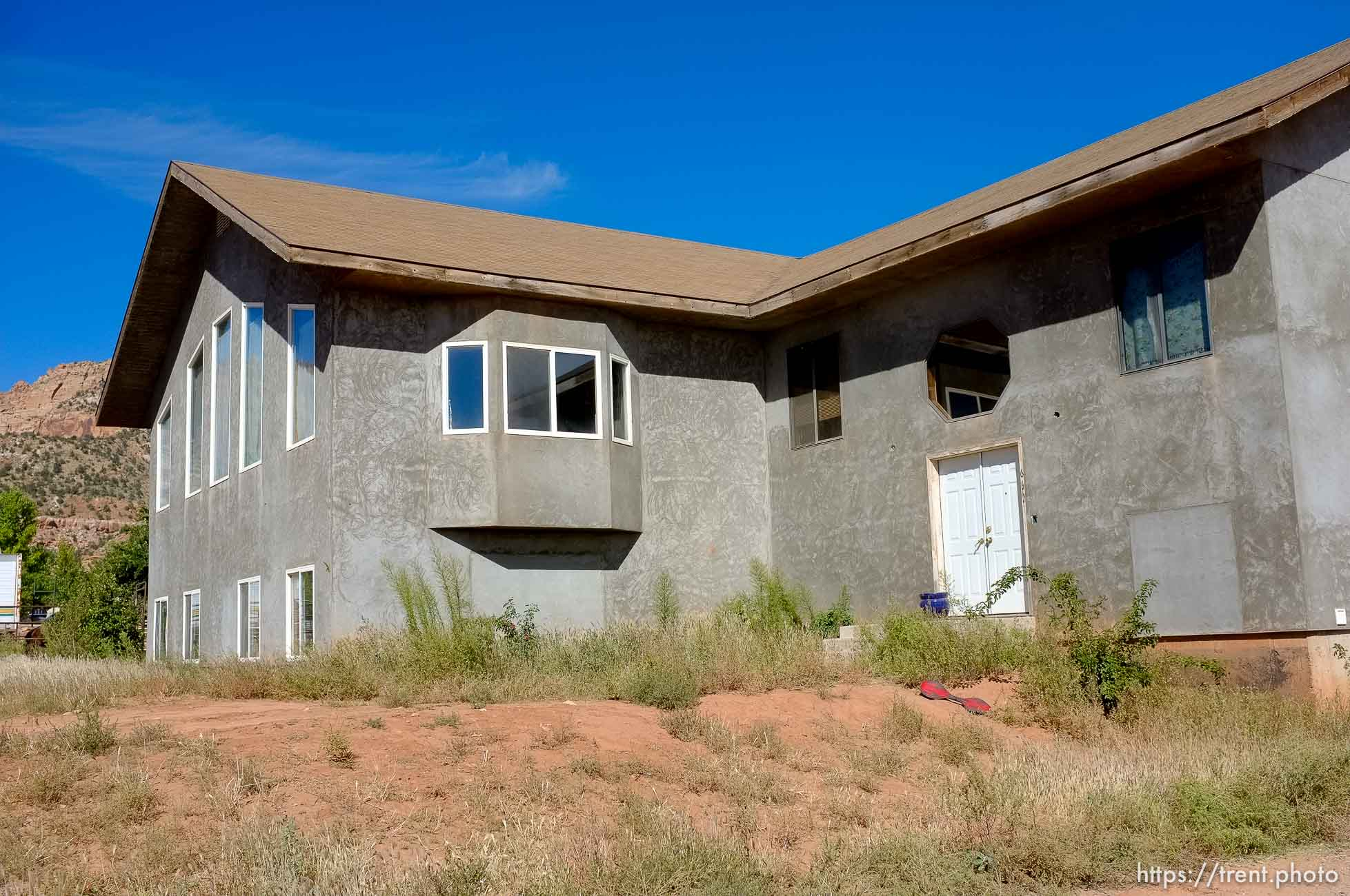 Andrew Chatwin home, Hildale, Tuesday October 8, 2013.