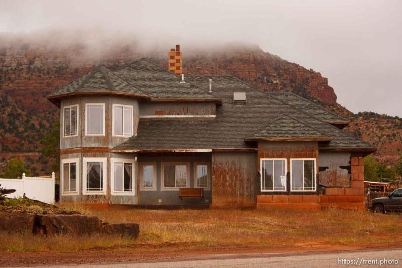 Trent Nelson | The Salt Lake Tribune home, Hildale, Thursday, October 10, 2013.