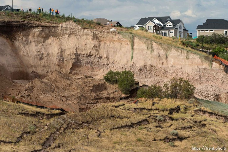 North Salt Lake Mudslide