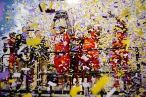 Trent Nelson   The Salt Lake Tribune in the fourth quarter as Utah faces BYU in the Royal Purple Las Vegas Bowl, NCAA football at Sam Boyd Stadium in Las Vegas, Saturday December 19, 2015.