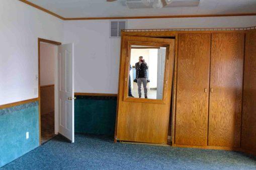 Trent Nelson | The Salt Lake Tribune The former home of Warren Jeffs in Hildale, Wednesday April 5, 2017.