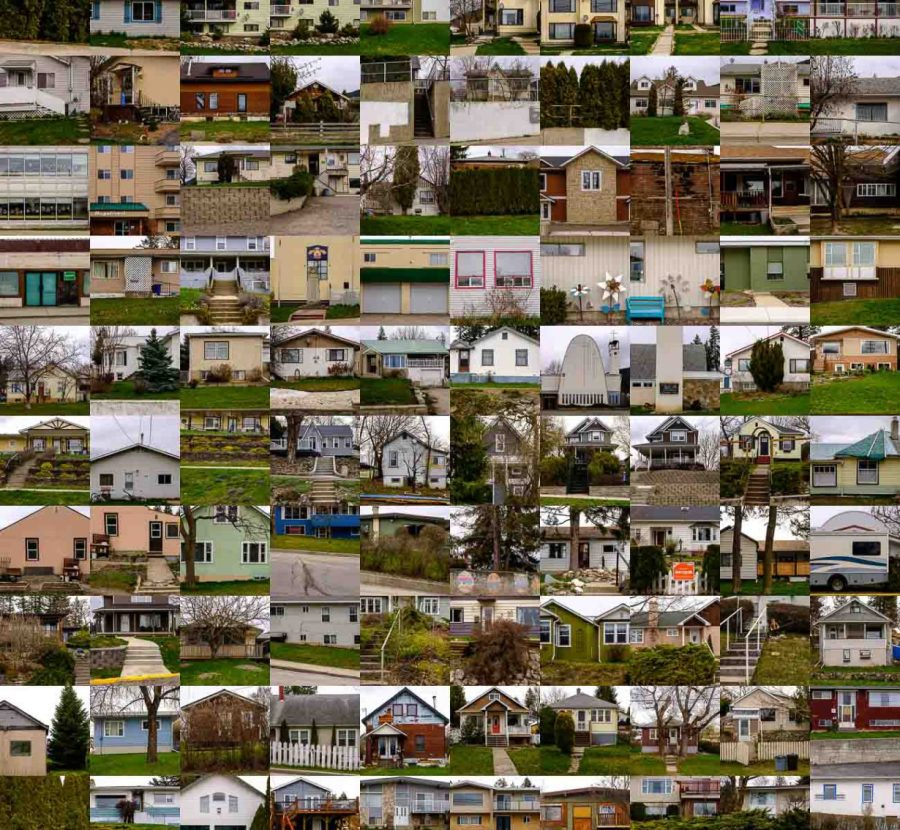 homes, creston, british columbia, Monday April 17, 2017.