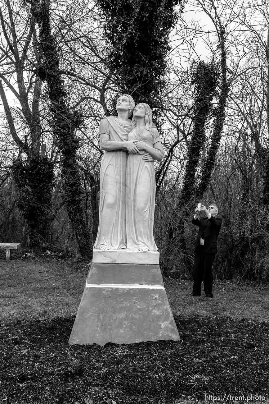 in the Garden of Devotion