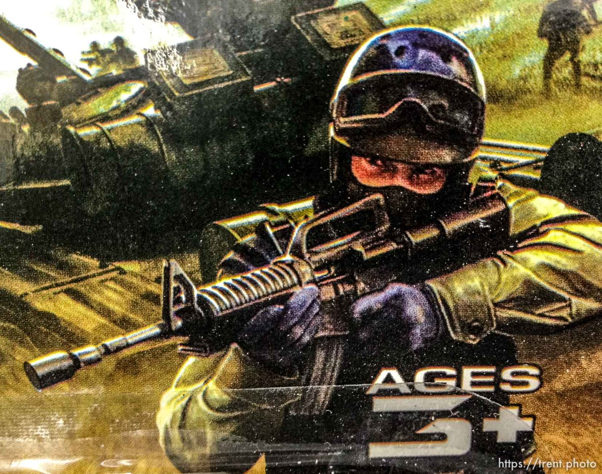 special forces action figure, ages 3+
