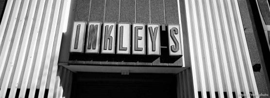 Inkley's sign.