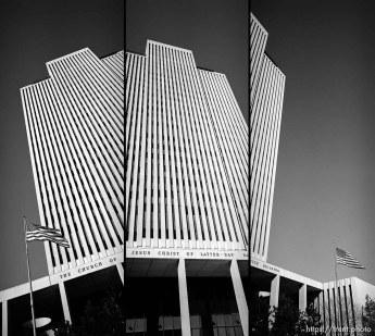LDS Church Office building.