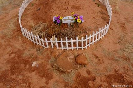 Loanna S. Broadbent, 1933-2014. Isaac W. Carling Memorial Park, Colorado City, Friday March 16, 2018.