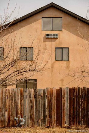 homes, Hildale/Colorado City, Friday March 16, 2018.