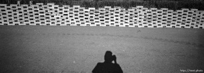 blocks of the 1,500 missing men of Djakovica/Djakova