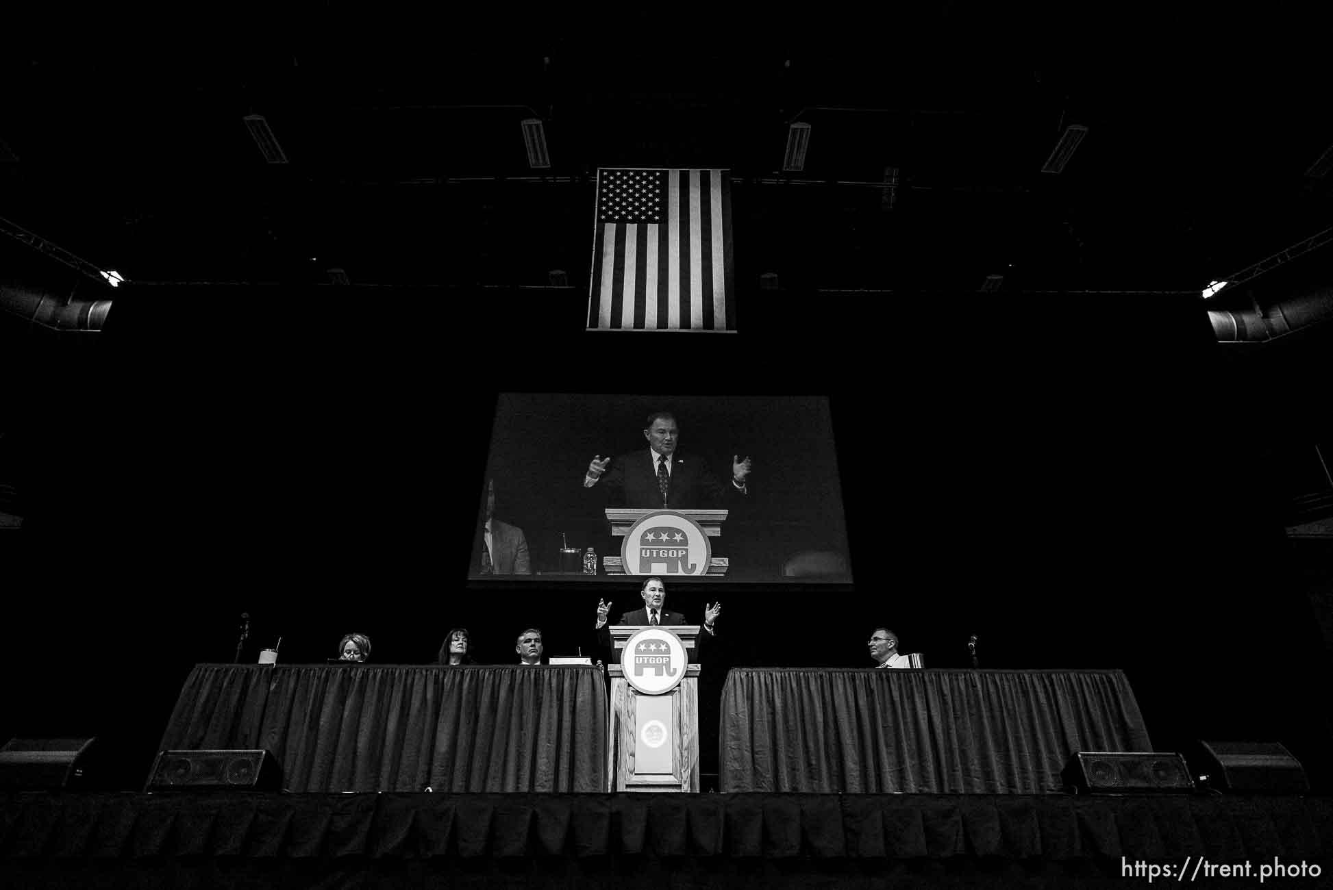 Utah GOP Organizing Convention