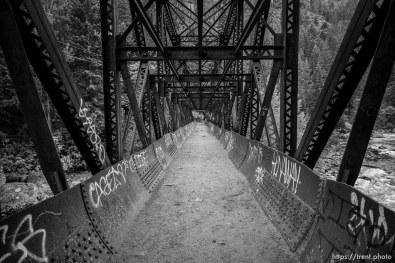 bridge, Saturday June 29, 2019.