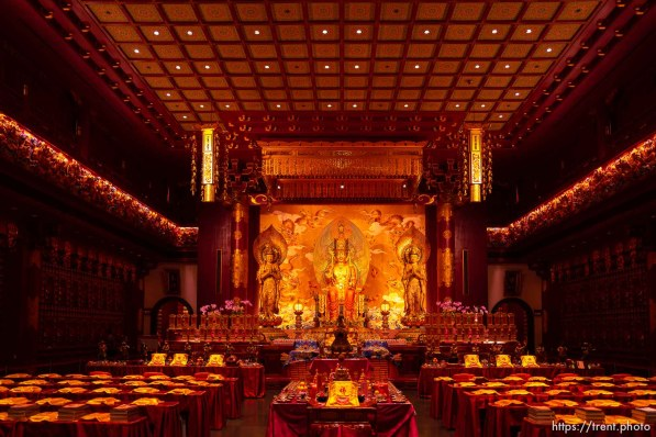Buddha Tooth Relic Temple, Singapore, July 24, 2019