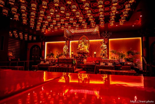 Buddha Tooth Relic Temple, Singapore, July 26, 2019