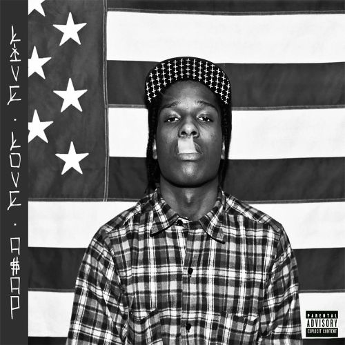 pochette d'album de ASAP Rocky LiveLoveASAP