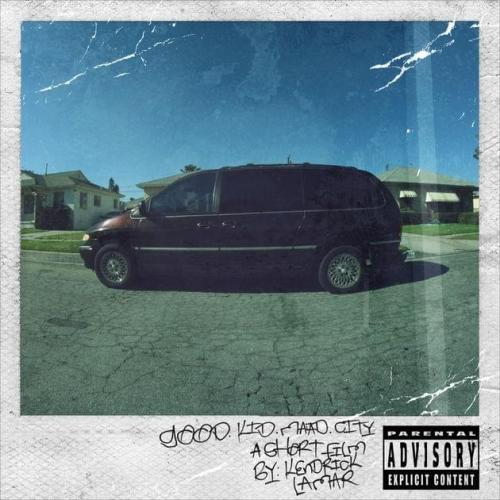 pochette d'album de Kendrick Lamar Good Kid M.A.A.D City