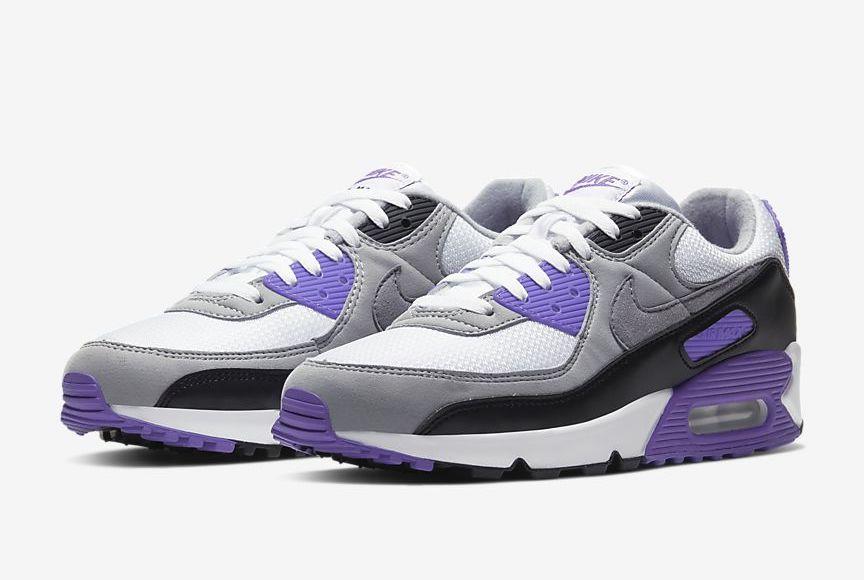 Nike Air Max 90 Hyper Grape