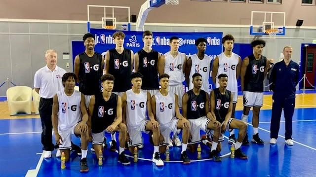 NBA Coaching Clinic Paris 2020
