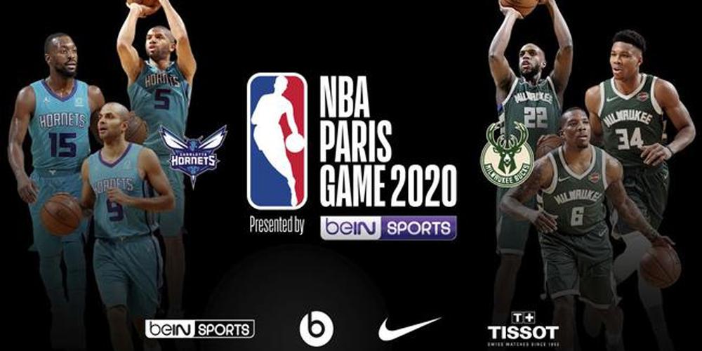 NBA PARIS GAME