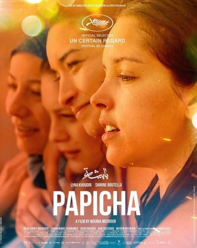 Affiche du film Papicha césar 2019 / 2020