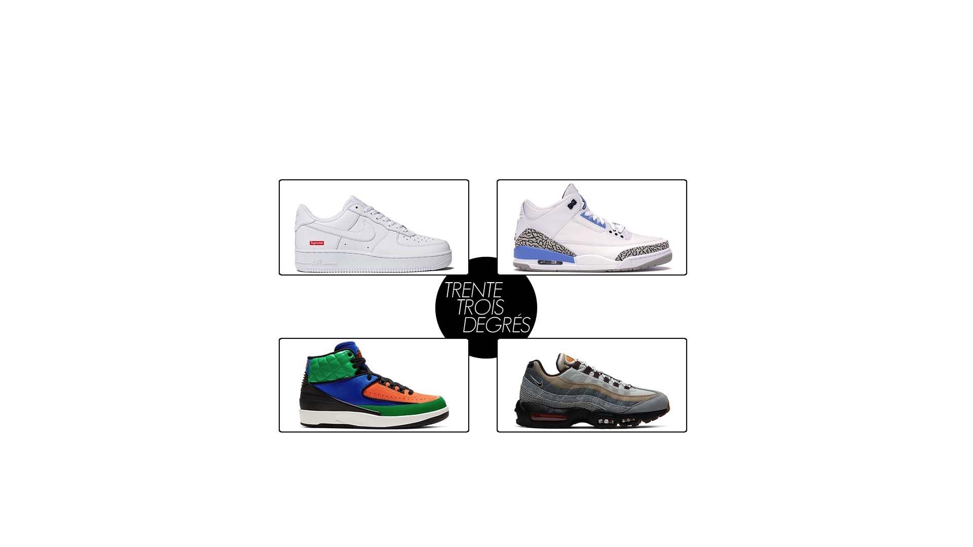 Sneakers : les sorties du week end du 6 mars 2020