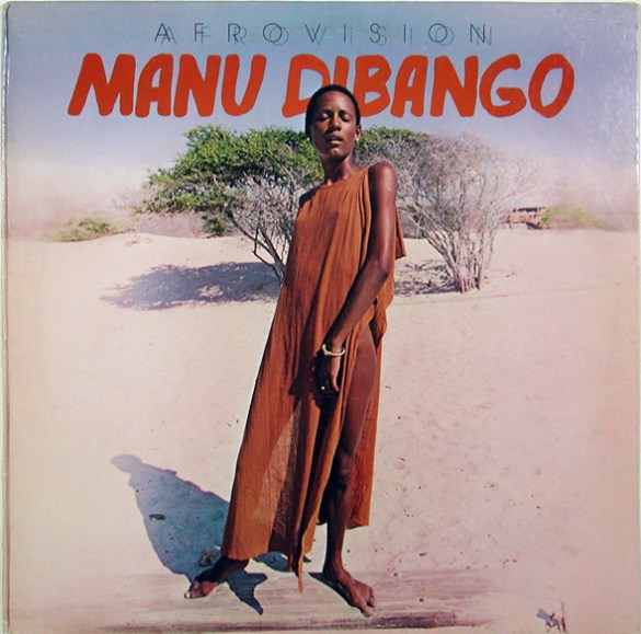 Manu Dibango Afro Vision