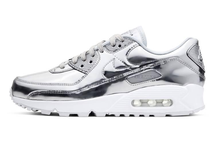Air Max 90 Metallic Silver Air Max Day