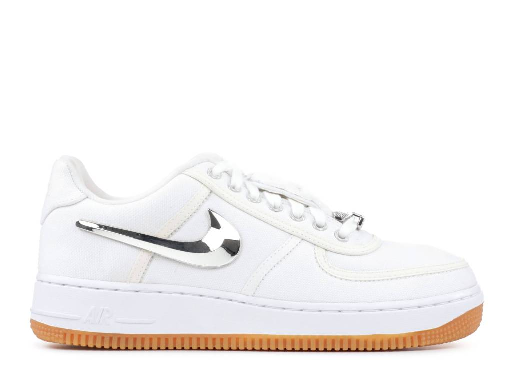 Travis Scott x Nike Air Force 1 Low AF100
