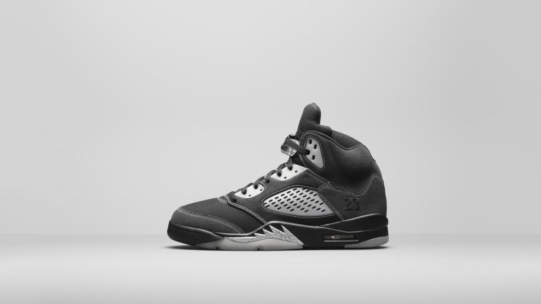 Air Jordan 5 Retro Anthracite