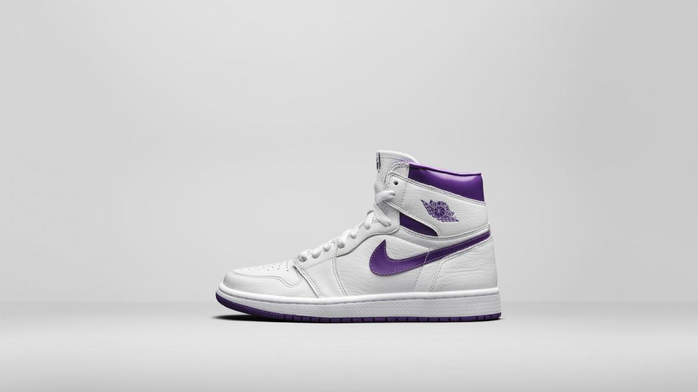 Air Jordan 1 High OG WMNS Metallic Purple