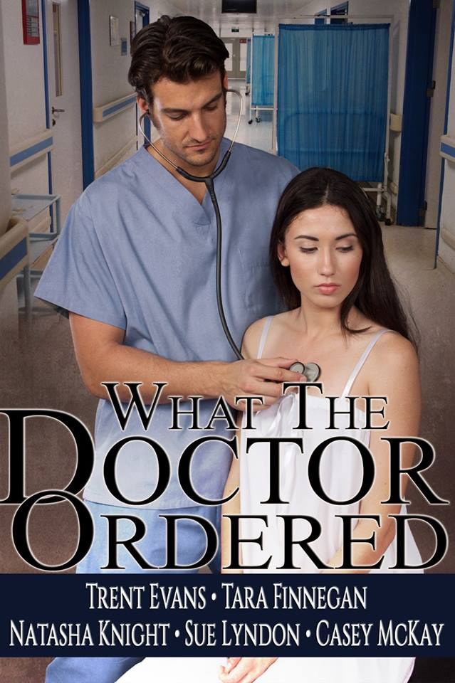 What The Doctor Ordered cover