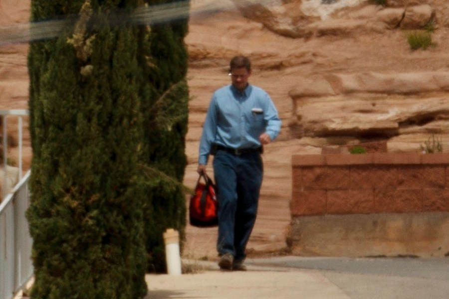 possible FLDS church security