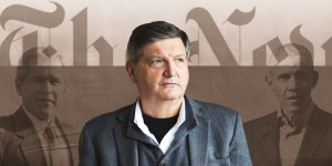 James Risen On His Battles With Bush, Obama, And The New York Times