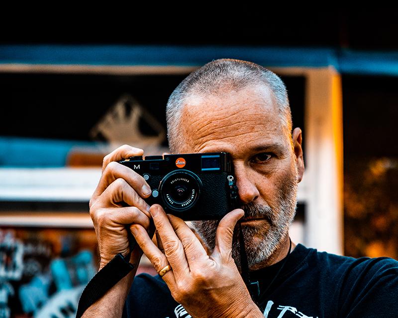 Trent Nelson: Photographer for the Outsider – SLUG Magazine