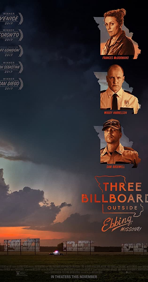 Three Billboards Outside Ebbing, Missouri (2017) - IMDb