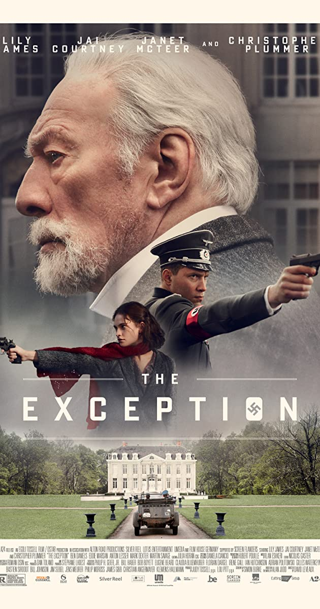 The Exception (2016) - IMDb