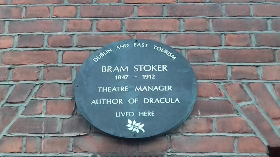 Bram Stoker Dublino racconti