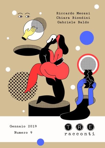 copertina tre racconti numero 7