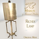 TB Maison Riches Lamp