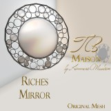 TB Maison Riches Mirror