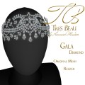 Tres Beau Gala Diamond Headpeice