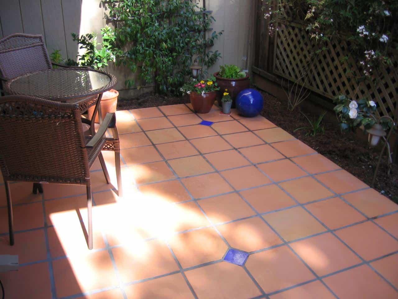 saltillo tile photo contemporary tile