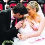 lactancia boda - Que las parejas de hoy en día no se casan? Tips para una boda Low Cost