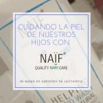 dessertbuffet 3 - Naïf Baby Care: cuidando la piel