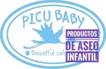 Picu baby - Productos de aseo infantil. Picu Baby