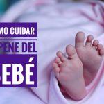 pene del bebé