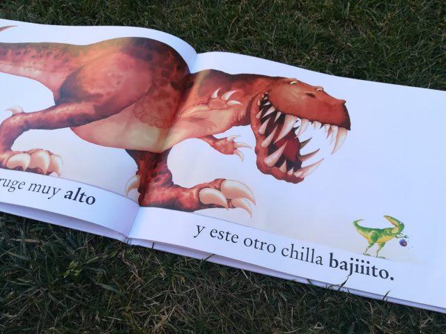 IMG 20180704 180910 - Dinosaurio Roar! Álbum de dinosaurios.
