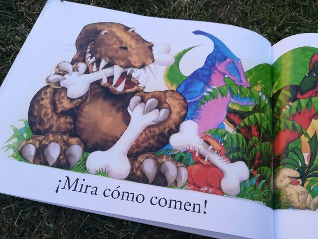 IMG 20180704 181037 - Dinosaurio Roar! Álbum de dinosaurios.